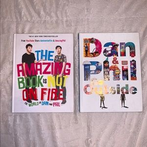 Dan & Phil 2 Book Set